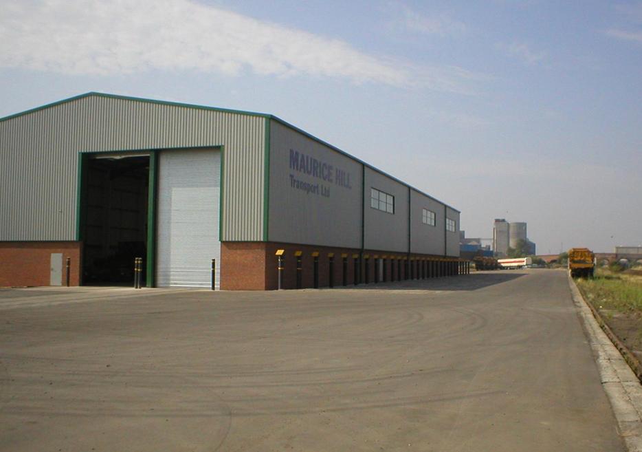 Производственное здание в аренду