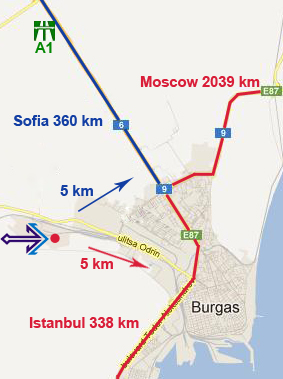 Транспортная сеть