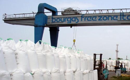 Комплексная услуга по обработкe химических удобрений на терминале Свободной Зоны Бургас