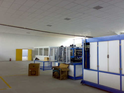 ГОТОВЫЕ помещения для производственной деятельности в логистическом терминале Свободная зона Бургас
